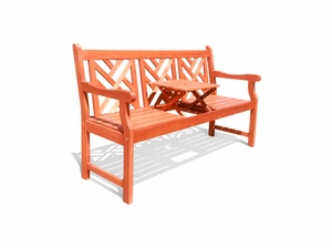 Pop Up Table Atlantic Bench by Vifah