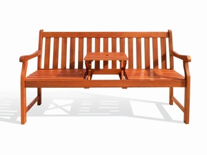 Pop Up Table Harley Bench by Vifah
