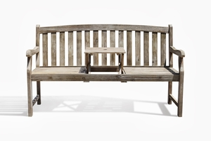 Pop Up Table Renaissance Marley Bench by Vifah