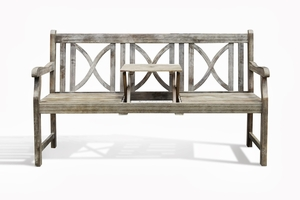 Pop Up Table Renaissance Softcross Bench by Vifah