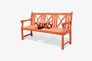 Pop Up Table Softcross Bench by Vifah
