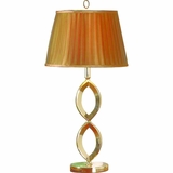 Portable Lamp Series Beautiful 1 Light in Rose Gold by Yosemite Home Decor
