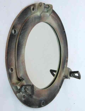 Porthole Mirror A Wall Decor That Makes The Spaces More Spacious Brand IOTC