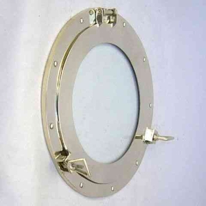 Porthole Viewer - Creative Seaside Port Hole Glass Brand IOTC