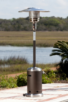 Potenza Patio Heater, Efficient And Enchanting Outdoor Home Decor by Well Travel Living