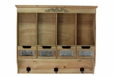 Pretty Designed Wooden Urban Cabinet