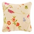 Priscilla Red Flora Cotton  Quilt Luxury Os Twin  Bedding Ensembles Brand C&F