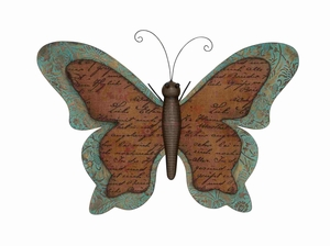 Prose styled Unique Wall Butterfly d�cor Brand Benzara