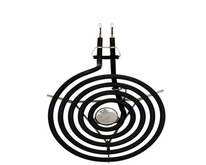 7163 Range Kleen 1 Small Burner Element Plug-in GE, Hotpoint, Kenmore 1924-1989