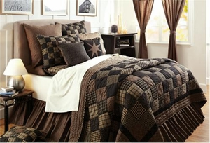 Queen Bedding - Colfax Style Luxury Quilt For Your Bed Brand VHC
