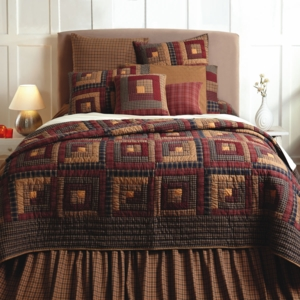 Queen Bedding - Millsboro Style Luxury Quilt For Your Bed Brand VHC