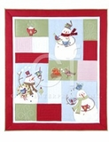 Quilted Throw Blanket For Toasty Wishes Inside Your Warm Bed Brand C&F