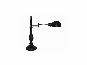 Rachel Functional Table Lamp with a Vintage Touch by 4D Concepts