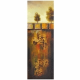 Remarkably Painted Golden Oak I Artwork by Yosemite Home Decor