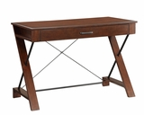 Remarkably Styled Modern Rosalind Writing Desk by Office Star
