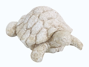 Resilient and Durable Ceramic Turtle with Feng Shui Power Brand Woodland