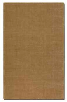 "Rhine Honey Gold 16"" Rug Detailed in Linear Loop and Cut Pile Brand Uttermost"