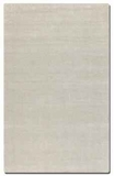 """Rhine Silver 16"""" Rug Detailed in Linear Loop and Cut Pile Brand Uttermost"""