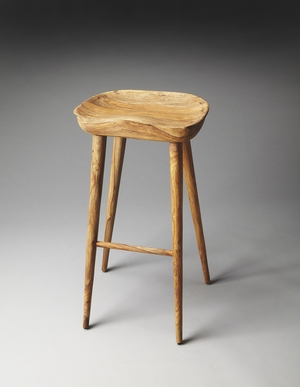 "Richmond Backless Bar Stool 17""W by Butler Specialty"