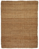 River Sand Jute Rug 4' x 6' Brand Anji Mountain by Anji Mountain
