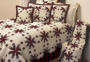 Royal Ring Bed Ruffle Bed Skirt King Size New Brand C&F