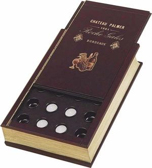 Royal Wooden Candy Box in Brown Finish with Unique Design Brand Woodland