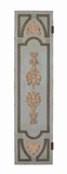 Russian Regal Country Wall Panel Brand Benzara