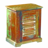 Rusty Designed Accent Chest by Yosemite Home Decor