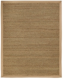 Sabertooth Seagrass Rug 4' x 6' Brand Anji Mountain by Anji Mountain