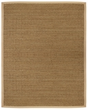 Saddleback Seagrass Rug 4' x 6' Brand Anji Mountain by Anji Mountain