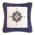 Sail Away Coastal Decor Nautical Quilt King  Bedding Ensembles Brand C&F