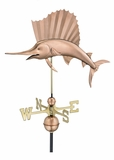 Sailfish - Polished Copper by Good Directions