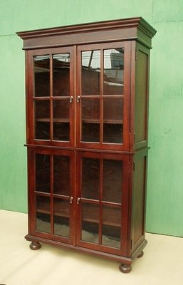 Salzgitter Cabinet, Ornamental Beguilingly Carved Splendid Unit by D-Art