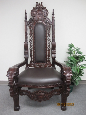 Samobor Elephant King Chair, Breathtaking And Superlative Home Deco by D-Art