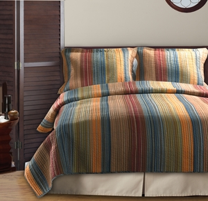 San Marino Collection Katy Multi Color Standard Sham by Greenland Home Fashions