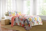 San Marino Watercolor Dream Queen Sized Quilt Set
