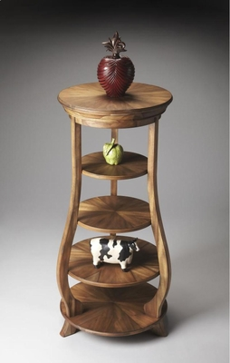 """Sandy Shore Etagere 44.25""""H by Butler Specialty"""