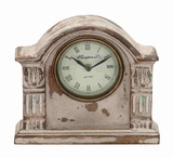 Satu Mare Marvelously Aesthetic Table Clock Brand Benzara