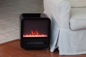 Savona Electric Fireplace Stove, Chic And Strong Winsome Heating Accessory by Well Travel Living