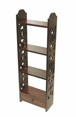 Schoten Wall Rack, Antiqued And Enticing Home Decor by D-Art