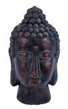 Scratch Resistant Ceramic Buddha Head with Smooth Surface Brand Woodland