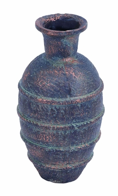 Scratch Resistant Ceramic Vase with Antique Charm & Earthy Colors Brand Woodland