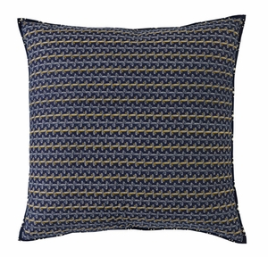 """Seapoint Euro Sham Quilted 26x26"""" Brand VHC"""