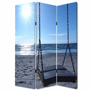Seaside Serenity Screen Crafted with Intricate Detailing Brand Screen Gem