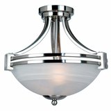 Sequoia Lighting Collection Contemporary Styled 2 Lights Pendant series in Satin Nickel Finish by Yosemite Home Decor