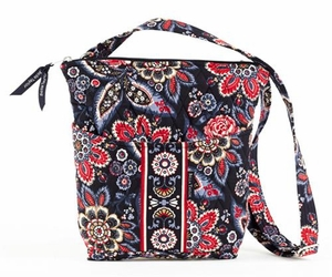 Serafina Style Backpack - Quilted Hipster Purse By Bella Taylor Brand VHC