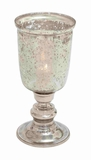 Seville Sophisticated Glass Hurricane Lamp Brand Benzara