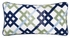 Shabby Chic Blue King Size Quilt Handmade 108 Inch X 92 Inch Brand C&F