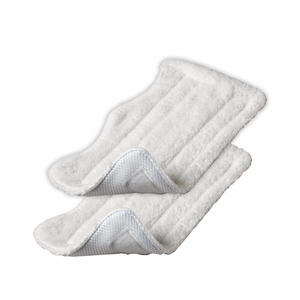 Shark XT2010 Vac-Then-Steam Mop Replacement Pads, 2-Pack by EMG