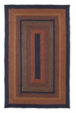 Sharp and Appealing Arlington Jute Rug Rect by VHC Brands